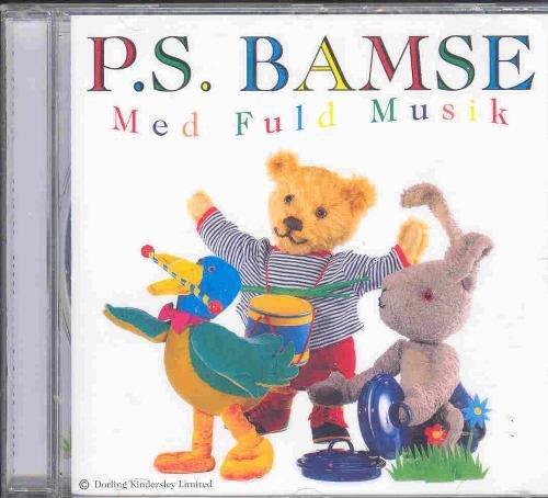 P.s. Bamse - Med Fuld Musik - CD