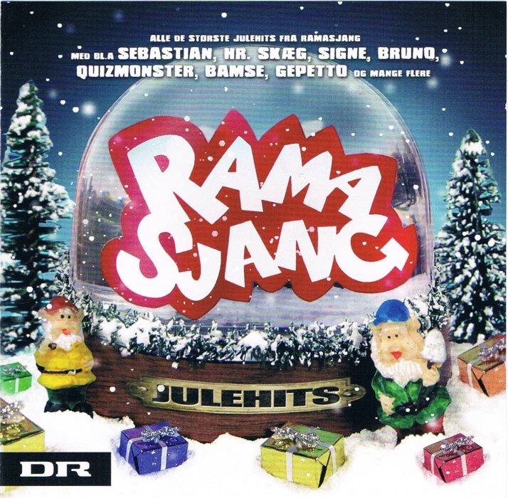 Image of   Ramasjang Julehits - CD