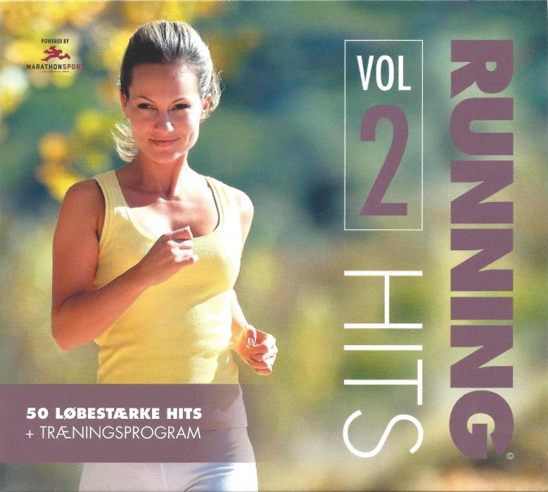 Image of   Running Hits - Vol 2 - CD