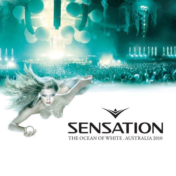 Image of   Sensation Copenhagen 2008 - CD