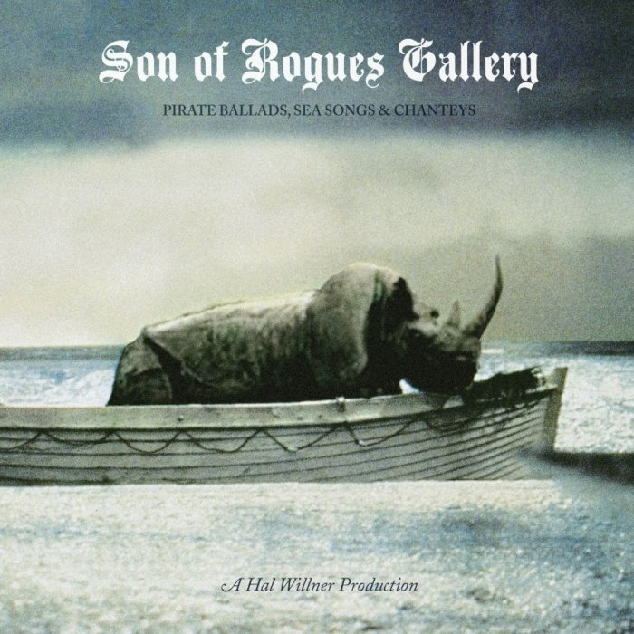 Billede af Son Of Rogues Gallery - Pirate Ballads Sea Songs And Chanteys - CD