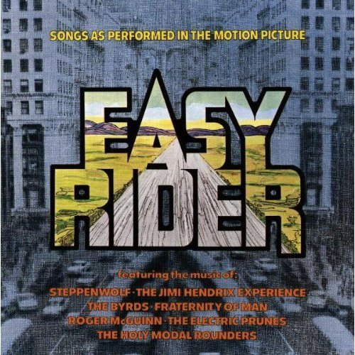 Image of   Easy Rider Soundtrack - CD