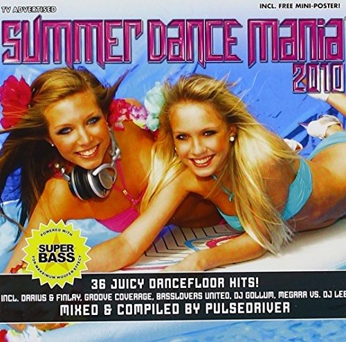 Image of   Summer Dance Mania 2010 - CD