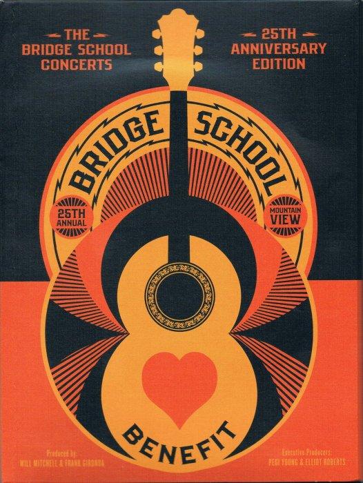 Billede af Diverse - The Bridge School Concerts - 25th Anniversary Ed. - DVD - Film