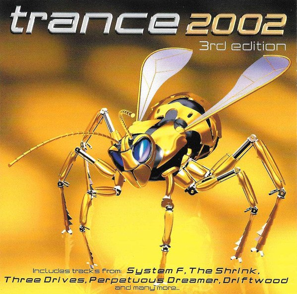 Image of   Trance 2002 3rd Edition - CD