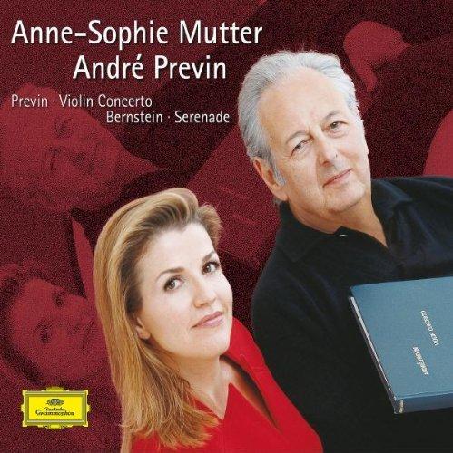 Billede af Violinkonzert - Serenade - CD