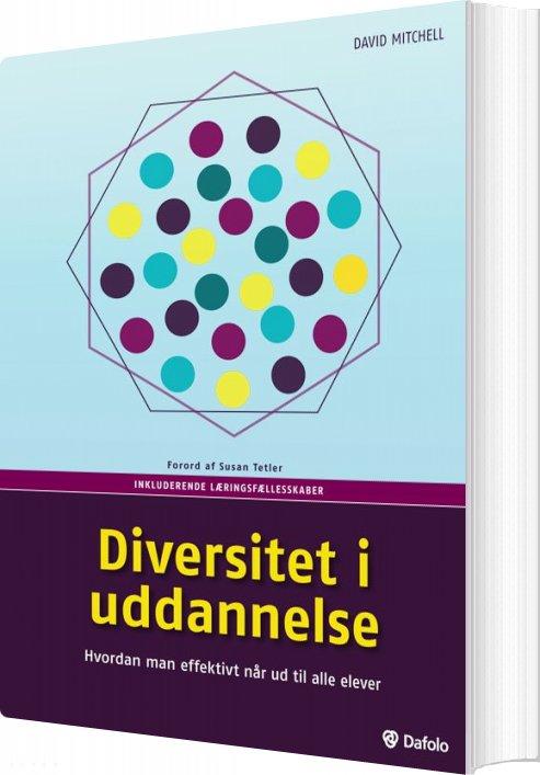 Image of   Diversitet I Uddannelse - David Mitchell - Bog
