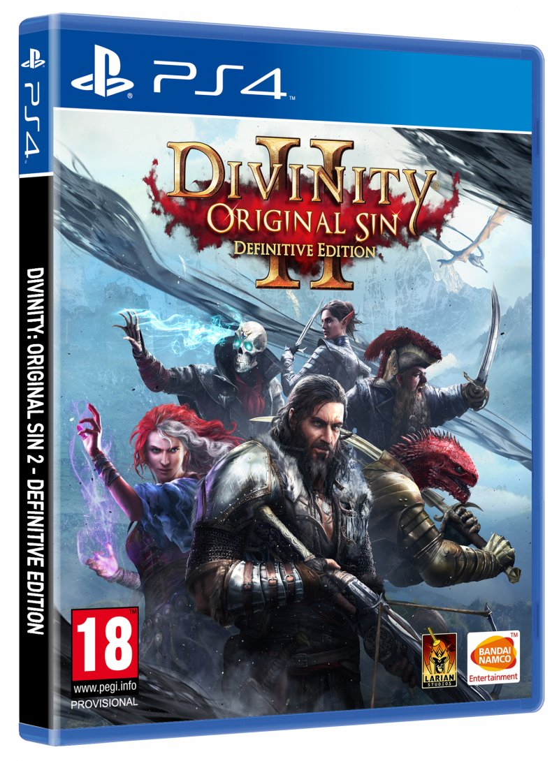 Image of   Divinity: Original Sin Ii - Definitive Edition - PS4