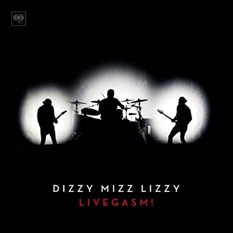 Dizzy Mizz Lizzy - Livegasm - Live - Colored Edition - Vinyl / LP