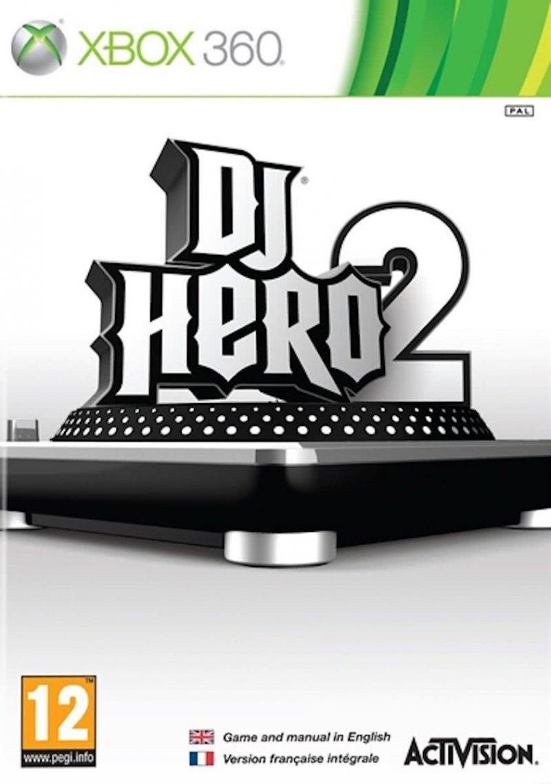 Dj Hero 2 Solus - Xbox 360