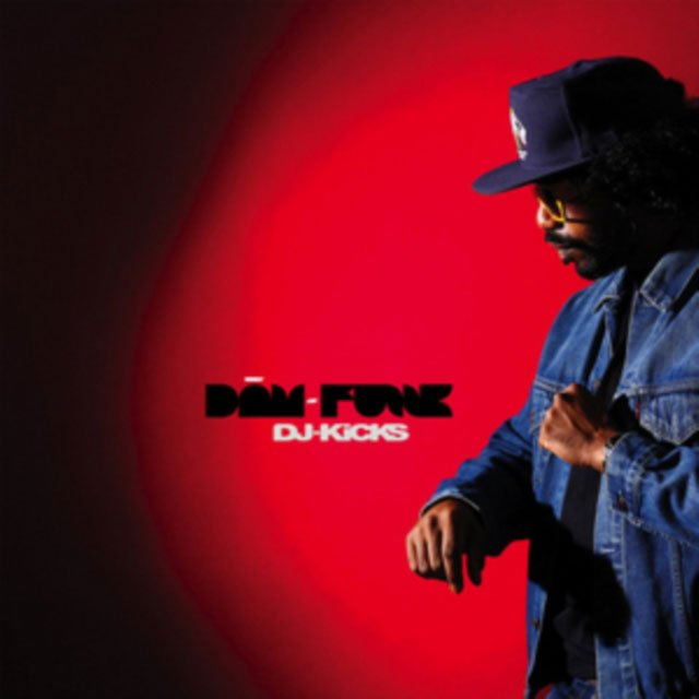 Image of   Dam-funk - Dj Kicks - CD