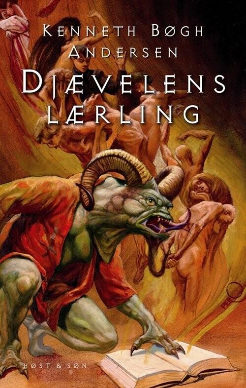 Image of   Djævelens Lærling - Kenneth Bøgh Andersen - Bog
