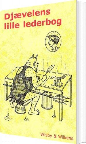 Image of   Djævelens Lille Lederbog - Vio Nielsen - Bog