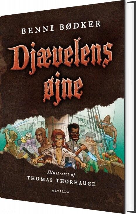 Image of   Djævelens øjne - Benni Bødker - Bog
