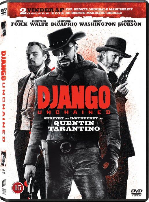 Image of   Django Unchained - DVD - Film