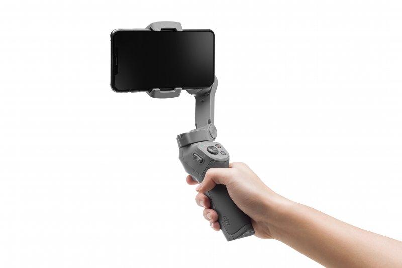 Image of   Dji Osmo 3 Mobile Combo - Gimbal Til Iphone Og Smartphone - Inkl. Tripod