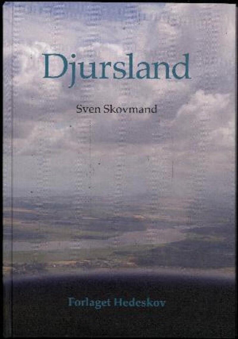 Image of   Djursland - Sven Skovmand - Bog