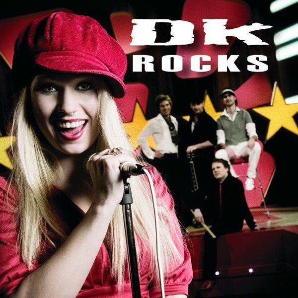 Image of   Dk Rocks - Dk Rocks - CD