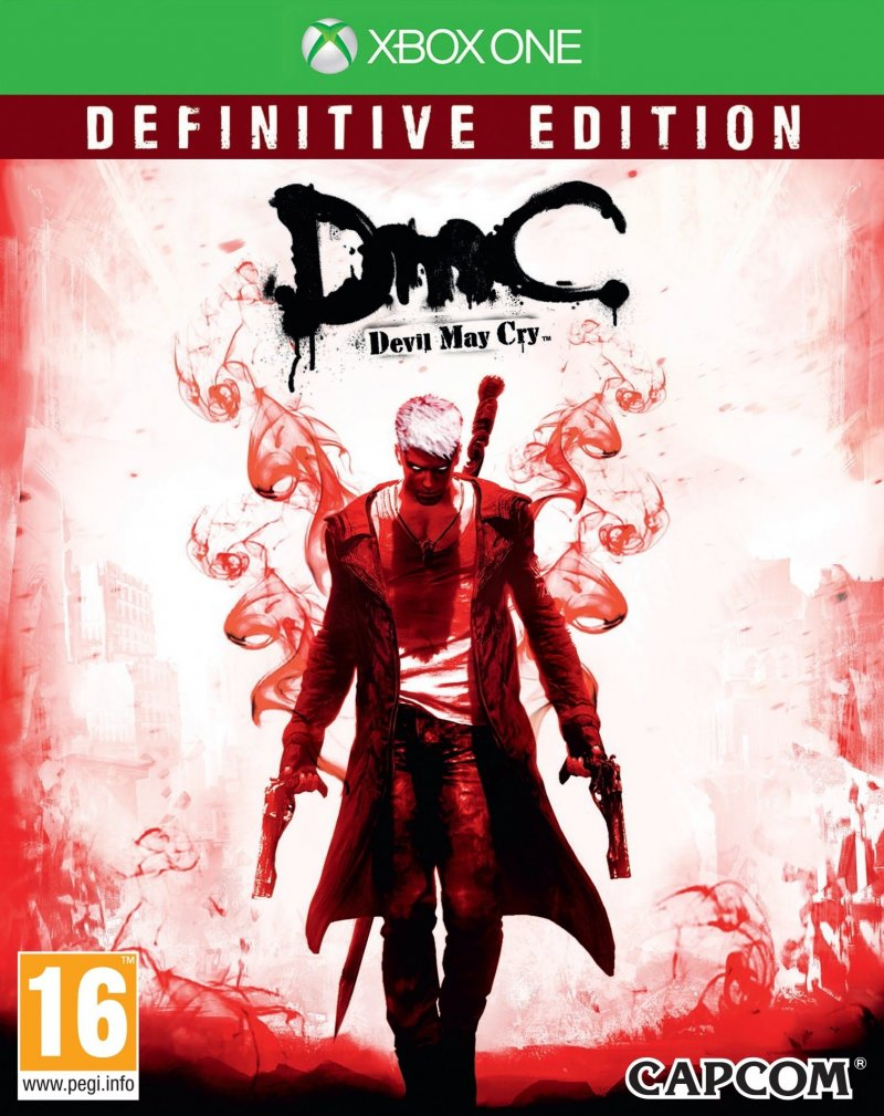 Image of   Dmc: Devil May Cry - Definitive Edition - Xbox One
