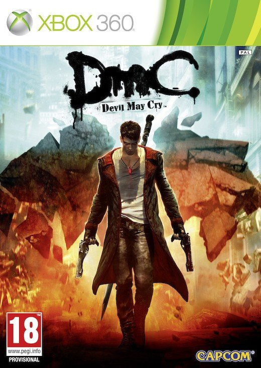 Image of   Dmc Devil May Cry (nordic) - Xbox 360