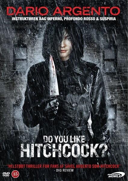 Image of   Do You Like Hitchcock - DVD - Film