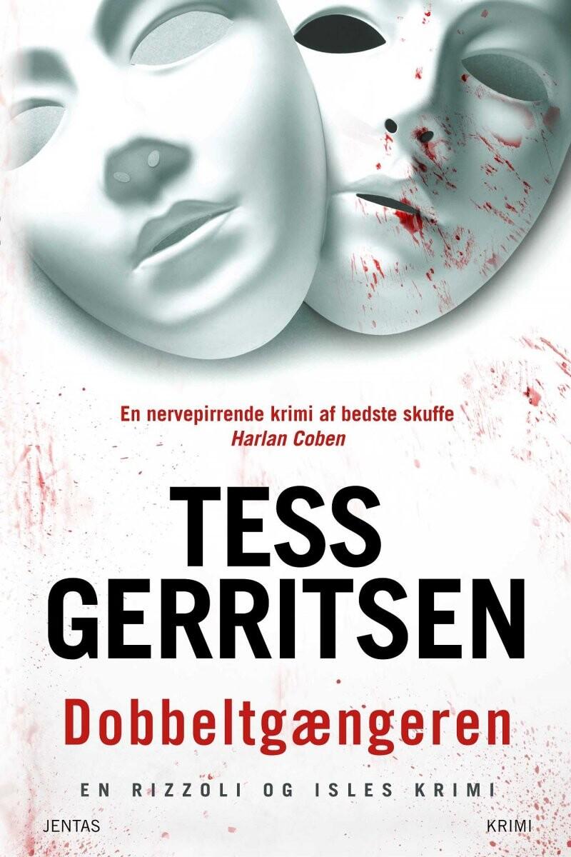 Image of   Dobbeltgængeren - Mp3 - Tess Gerritsen - Cd Lydbog