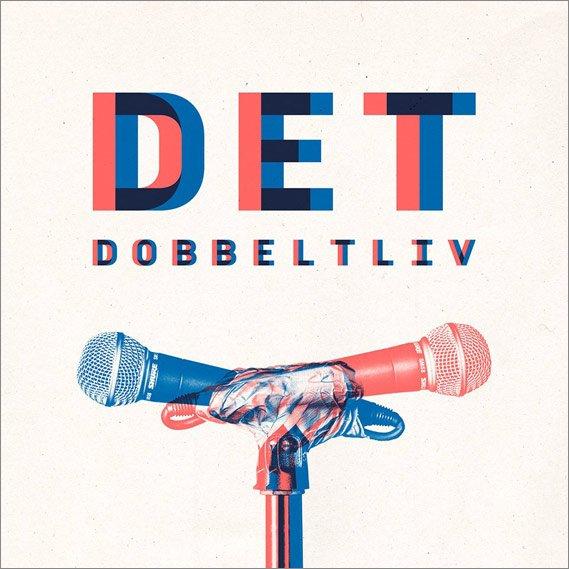 Image of   De Eneste To - Dobbeltliv - CD