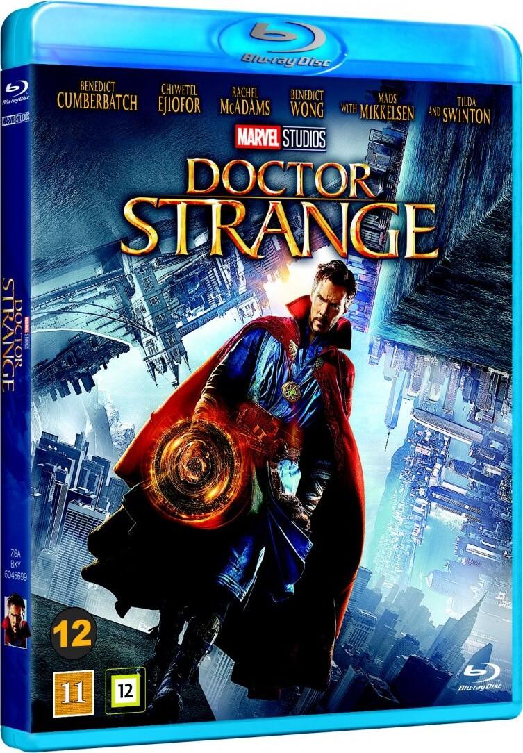 Image of   Doctor Strange - Blu-Ray