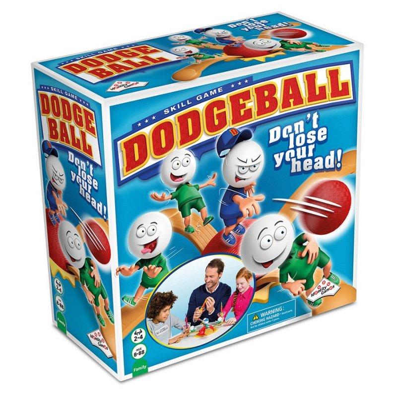 Dodgeball Spil