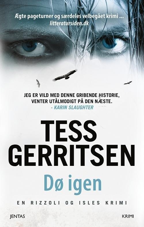 Image of   Dø Igen - Mp3 - Tess Gerritsen - Cd Lydbog