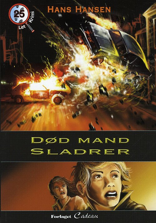 Død Mand Sladrer - Hans Hansen - Bog