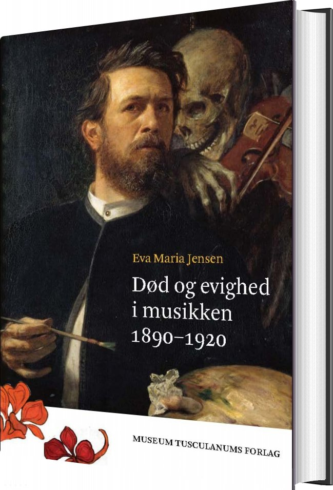 Image of   Død Og Evighed I Musikken - Eva Maria Jensen - Bog