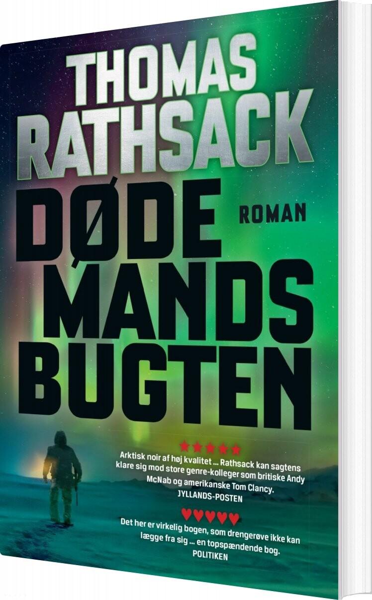Dødemandsbugten - Thomas Rathsack - Bog