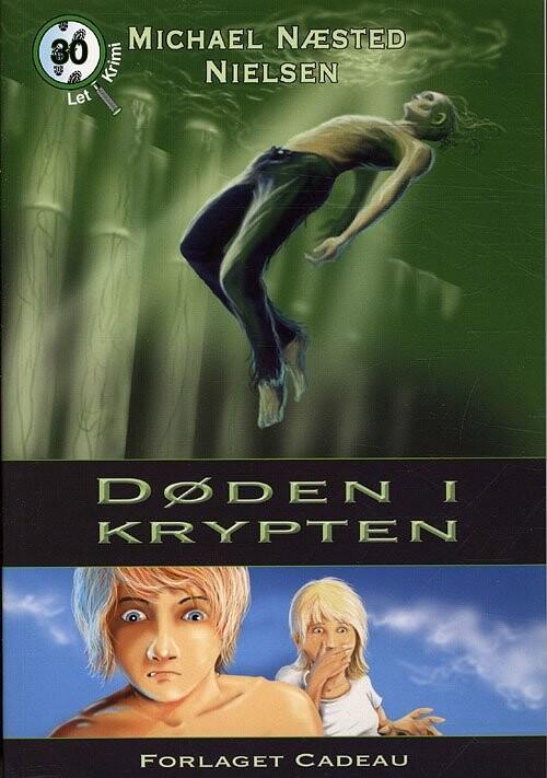 Døden I Krypten - Michael Næsted Nielsen - Bog