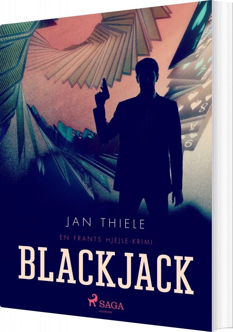 Image of   Blackjack - Jan Thiele - Bog