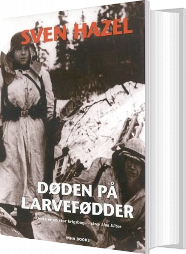 Døden På Larvefødder - Sven Hazel - Bog