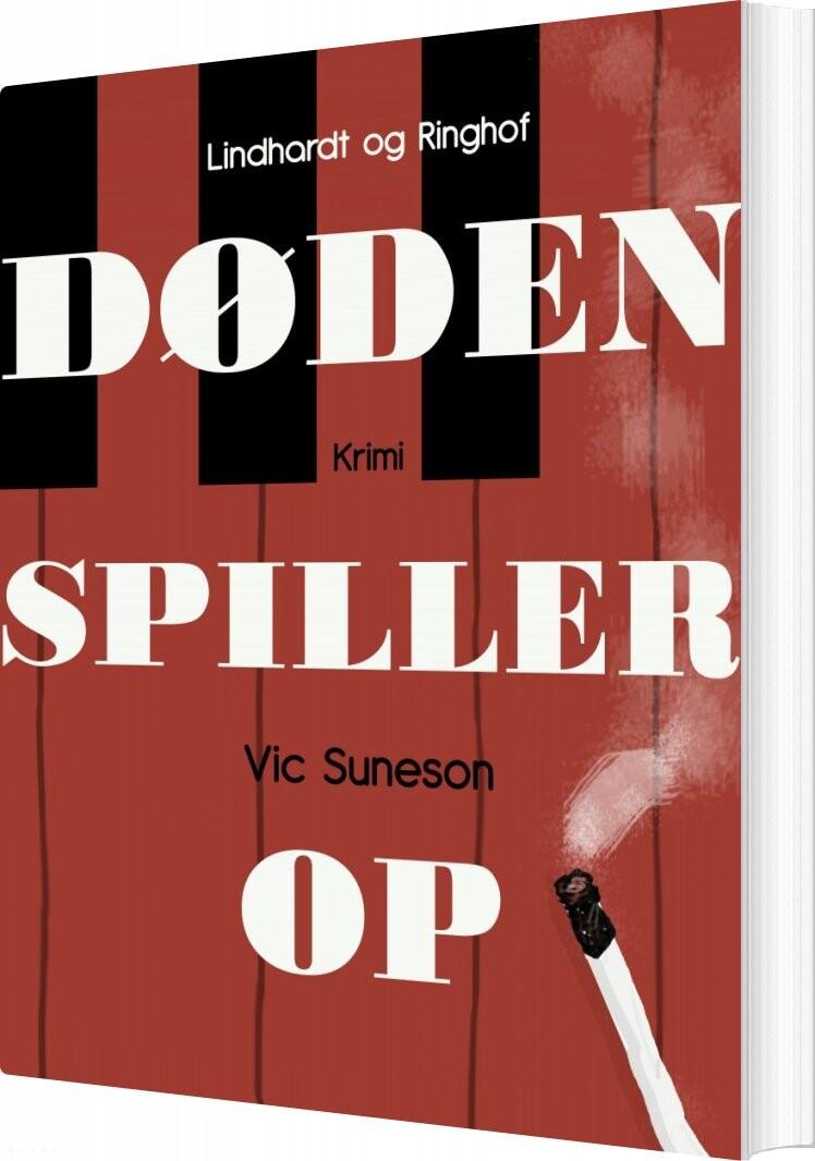Image of   Døden Spiller Op - Vic Suneson - Bog