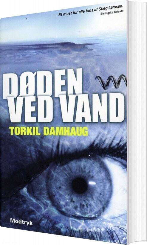 Døden Ved Vand - Torkil Damhaug - Bog