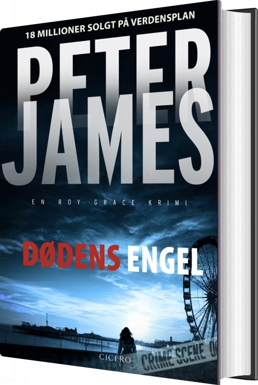 Image of   Dødens Engel - Peter James - Bog
