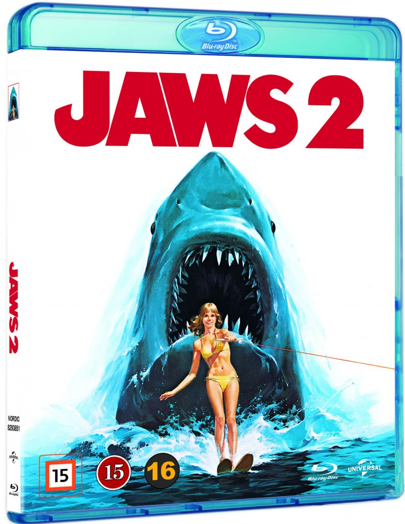 Image of   Jaws 2 / Dødens Gab 2 - Blu-Ray