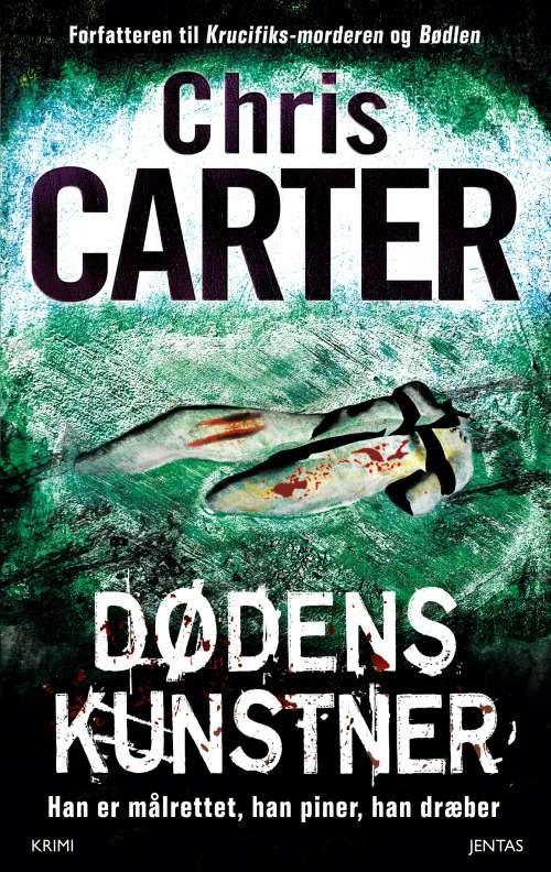 Image of   Dødens Kunstner - Chris Carter - Cd Lydbog