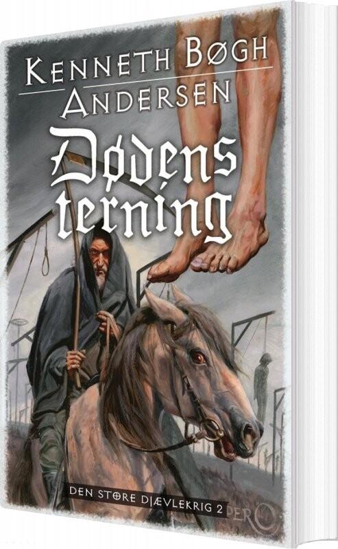 Image of   Dødens Terning - Kenneth Bøgh Andersen - Bog
