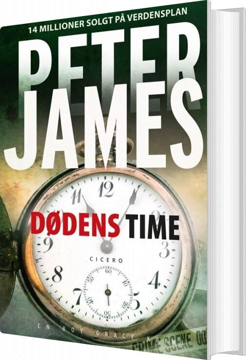 Image of   Dødens Time - Peter James - Bog