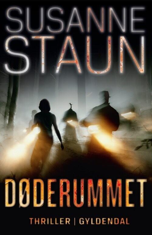 Døderummet - Susanne Staun - Bog