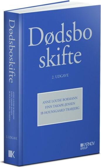 Image of   Dødsboskifte - Finn Taksøe-jensen - Bog