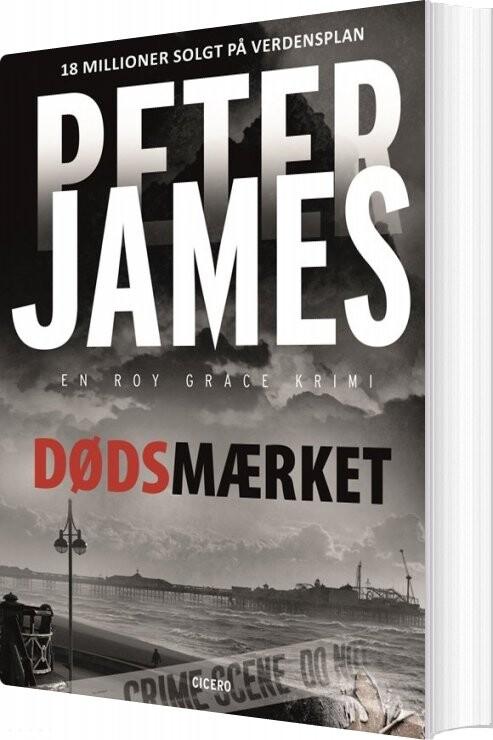 Image of   Dødsmærket - Peter James - Bog