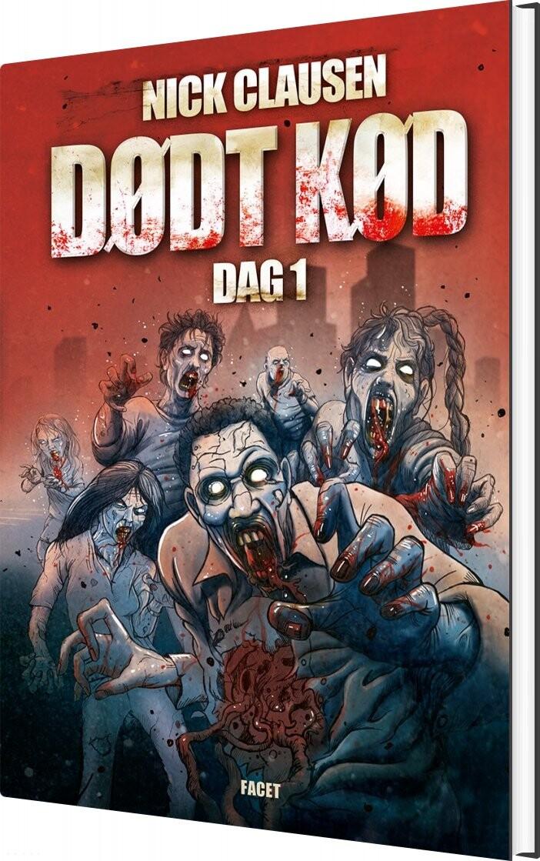 Dødt Kød - Nick Clausen - Bog