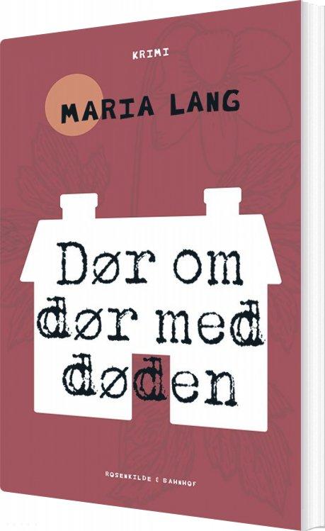 Dør Om Dør Med Døden - Maria Lang - Bog