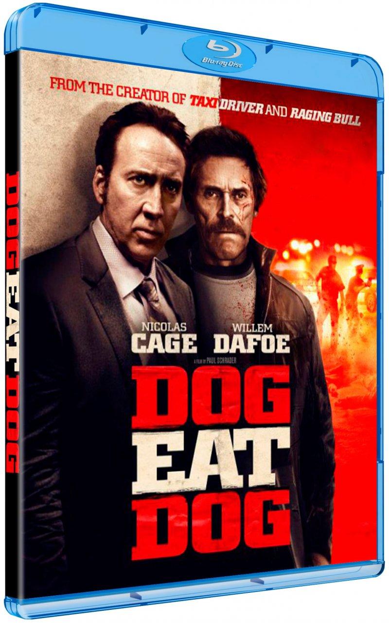 Image of   Dog Eat Dog - Blu-Ray