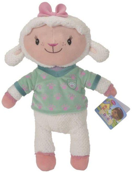 Doktor Mcstuffins Bamse Lambie - 25 Cm